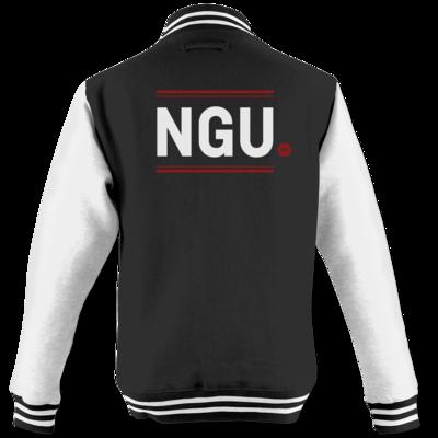 Motiv: College Jacke - NGU