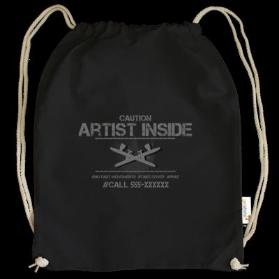 Motiv: Cotton Gymsac - artistinside