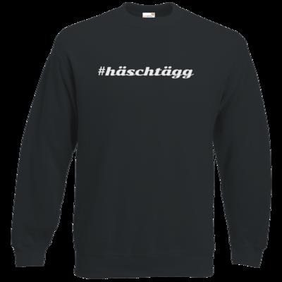 Motiv: Sweatshirt Classic - Hashtag