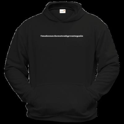 Motiv: Hoodie Classic - Hashtag Nackensteak
