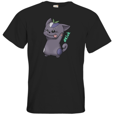 Motiv: T-Shirt Premium FAIR WEAR - CatBerry - kluk