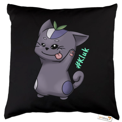 Motiv: Kissen Baumwolle - CatBerry - kluk