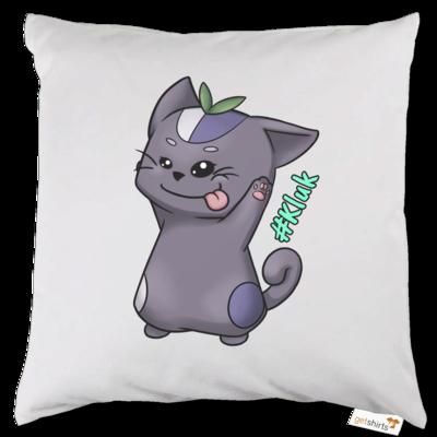 Motiv: Kissen - CatBerry - kluk