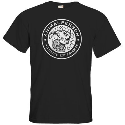 Motiv: T-Shirt Premium FAIR WEAR - AnimalPerson - Logo