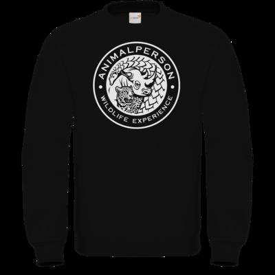 Motiv: Sweatshirt FAIR WEAR - AnimalPerson - Logo