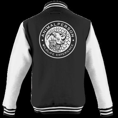 Motiv: College Jacke - AnimalPerson - Logo