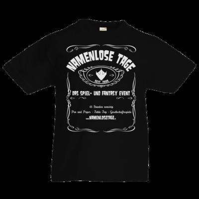 Motiv: Kids T-Shirt Premium FAIR WEAR - Namenlose Tage - JD Style