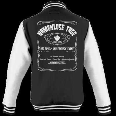 Motiv: College Jacke - Namenlose Tage - JD Style