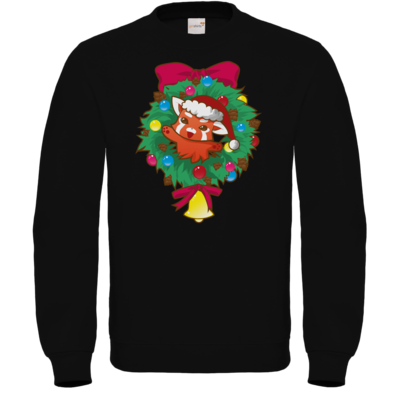 Motiv: Sweatshirt FAIR WEAR - Syrenia - Christmas