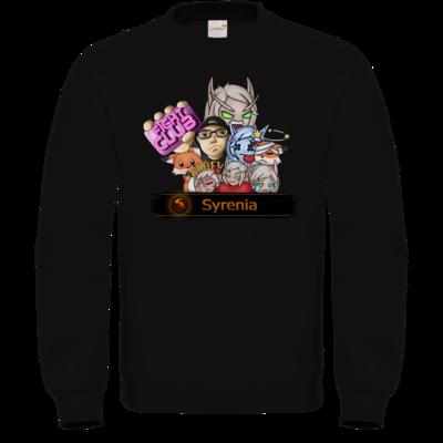 Motiv: Sweatshirt FAIR WEAR - Syrenia - Collage