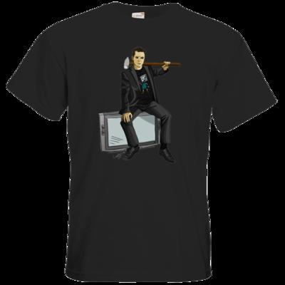Motiv: T-Shirt Premium FAIR WEAR - Holger - Hammermann