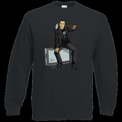 Motiv: Sweatshirt Classic - Holger - Hammermann