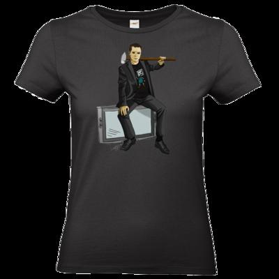 Motiv: T-Shirt Damen Premium FAIR WEAR - Holger - Hammermann