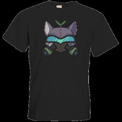 Motiv: T-Shirt Premium FAIR WEAR - CatBerry - Nuke_Berry