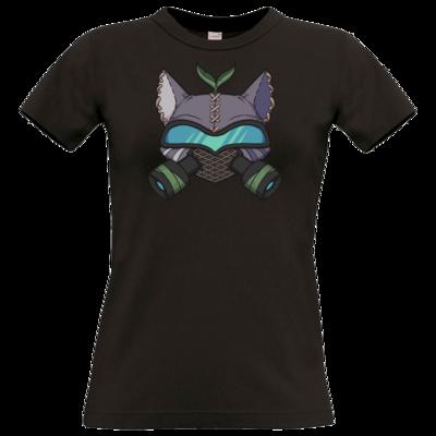 Motiv: T-Shirt Damen Premium FAIR WEAR - CatBerry - Nuke_Berry