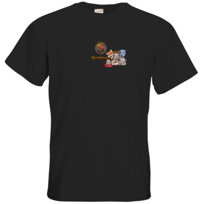 Motiv: T-Shirt Premium FAIR WEAR - Syrenia - Special Front