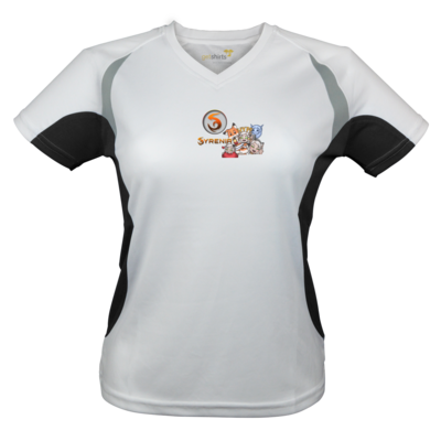 Motiv: Laufshirt Lady Running T - Syrenia - Special Front