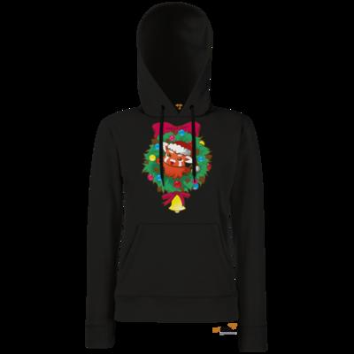 Motiv: Hoodie Damen Classic - Syrenia - Christmas