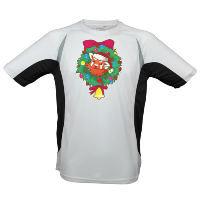 Motiv: Laufshirt Running T - Syrenia - Christmas