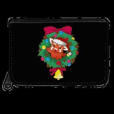 Motiv: Geldboerse - Syrenia - Christmas