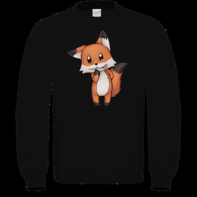 Motiv: Sweatshirt FAIR WEAR - Syrenia - Fox 1