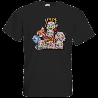 Motiv: T-Shirt Premium FAIR WEAR - Syrenia - Tassenmotiv 3