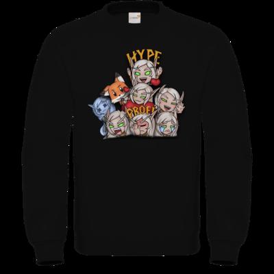 Motiv: Sweatshirt FAIR WEAR - Syrenia - Tassenmotiv 3