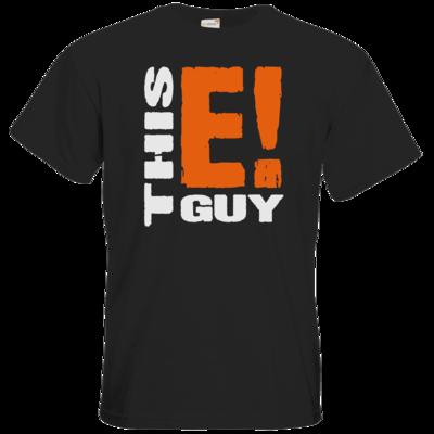 Motiv: T-Shirt Premium FAIR WEAR - thisEguy - Logo