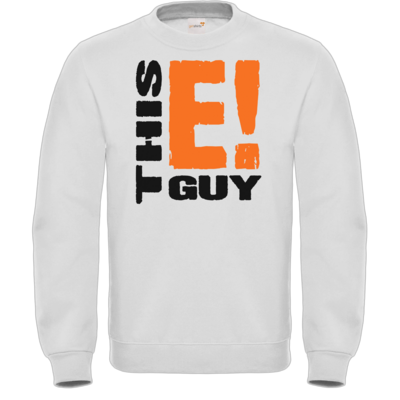 Motiv: Sweatshirt FAIR WEAR - thisEguy - Logo