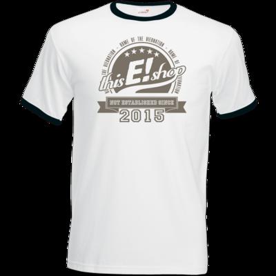 Motiv: T-Shirt Ringer - thisEguy - retro