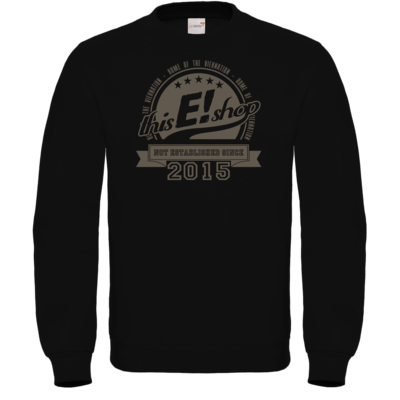 Motiv: Sweatshirt FAIR WEAR - thisEguy - retro