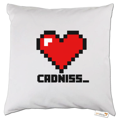 Motiv: Kissen - Cadniss - Logo