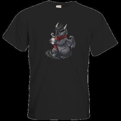 Motiv: T-Shirt Premium FAIR WEAR - Ulisses - Chibi - Weihnachtsmotiv 1