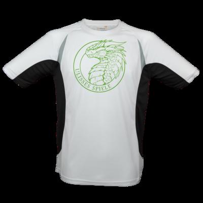 Motiv: Laufshirt Running T - Ulisses - Logo Outline
