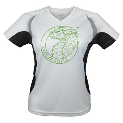Motiv: Laufshirt Lady Running T - Ulisses - Logo Outline