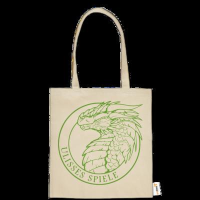 Motiv: Baumwolltasche - Ulisses - Logo Outline