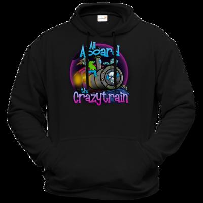 Motiv: Hoodie Premium FAIR WEAR - SandcoolTV - Crazytrain