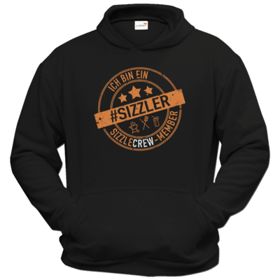 Motiv: Hoodie Classic - sizzler_3_dunkel