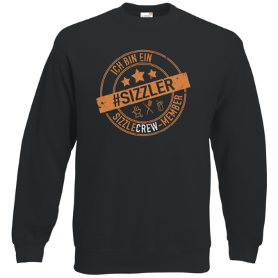 Motiv: Sweatshirt Classic - sizzler_3_dunkel