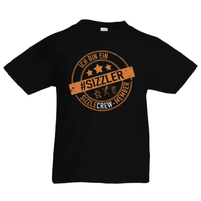 Motiv: Kids T-Shirt Premium FAIR WEAR - sizzler_3_dunkel