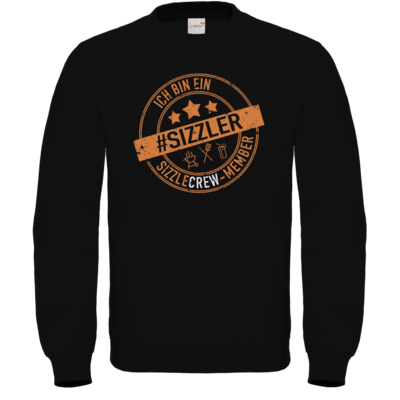 Motiv: Sweatshirt FAIR WEAR - sizzler_3_dunkel