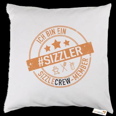 Motiv: Kissen - sizzler_3_dunkel