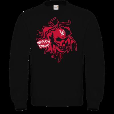 Motiv: Sweatshirt FAIR WEAR - Whitey - Logo rot