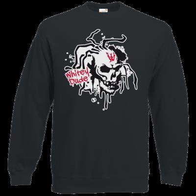 Motiv: Sweatshirt Classic - Whitey - Logo
