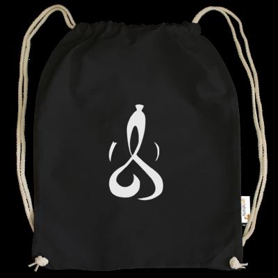 Motiv: Cotton Gymsac - Heiler Symbol