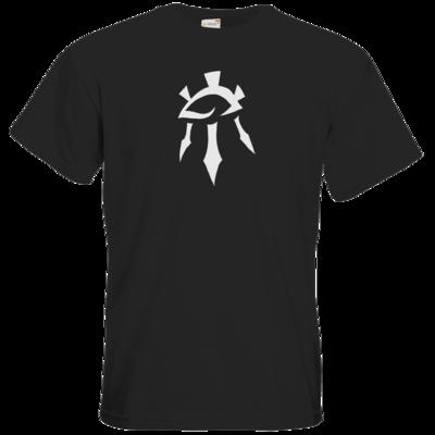 Motiv: T-Shirt Premium FAIR WEAR - Krieger Symbol