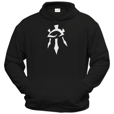 Motiv: Hoodie Classic - Krieger Symbol