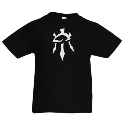 Motiv: Kids T-Shirt Premium FAIR WEAR - Krieger Symbol