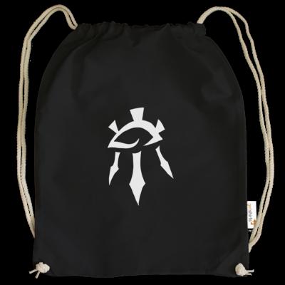 Motiv: Cotton Gymsac - Krieger Symbol