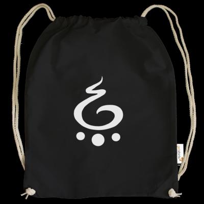 Motiv: Cotton Gymsac - Magier Symbol